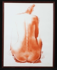 Dessins_Galerie Artableaux_Yves Chamly